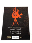 SOMETHING IS KILLING THE CHILDREN #11. VARIANT COVER. NM CONDITION.