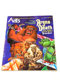 ARES MAGAZINE #4. VG+ CONDITION.