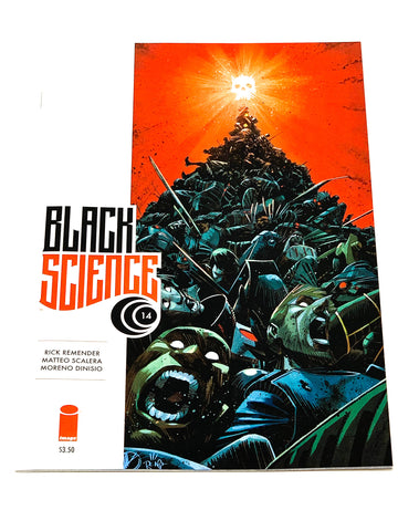 BLACK SCIENCE #14. NM CONDITION.