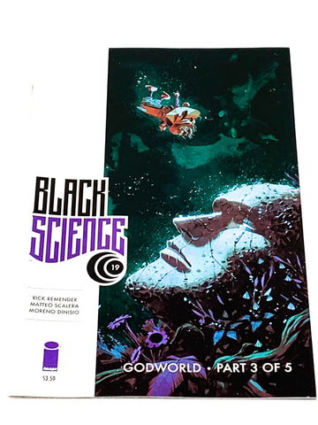 BLACK SCIENCE #19. NM CONDITION.