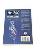 HELLBOY - THE BONES OF GIANTS BY CHRISTOPHER GOLDEN.  NM CONDITION.