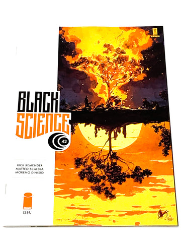 BLACK SCIENCE #43. NM CONDITION.