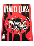 DEADLY CLASS #6. NM CONDITION.