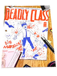 DEADLY CLASS #9. NM CONDITION.