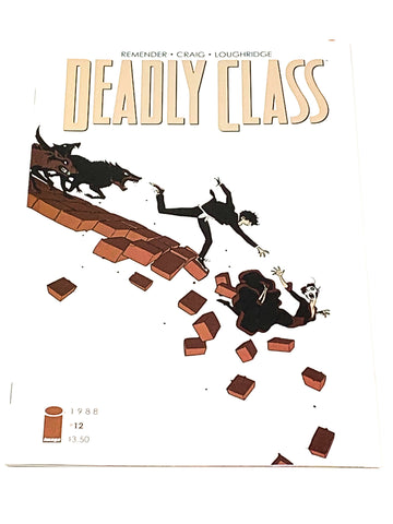 DEADLY CLASS #12. NM CONDITION.