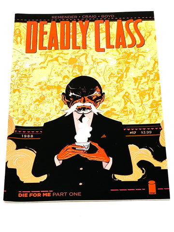 DEADLY CLASS #17. NM CONDITION.