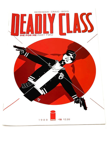 DEADLY CLASS #18. NM CONDITION.