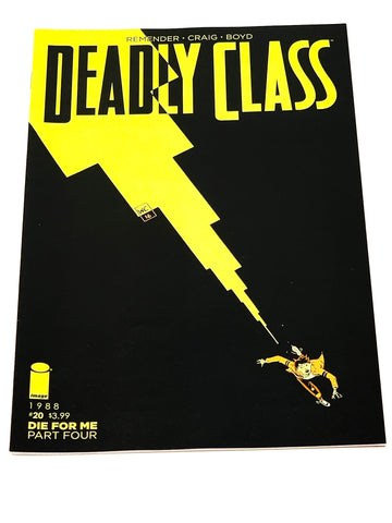 DEADLY CLASS #20. NM CONDITION.
