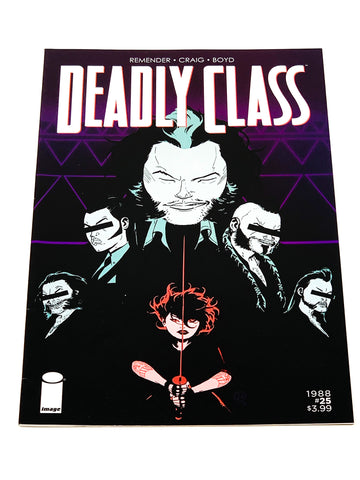 DEADLY CLASS #25. NM CONDITION.