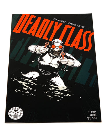 DEADLY CLASS #26. NM CONDITION.