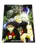 DEATH VIGIL #1. NM CONDITION.
