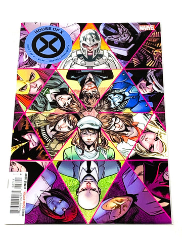 HOUSE OF X #2. NM CONDITION.