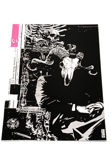 BLACK MONDAY MURDERS #5. NM CONDITION.