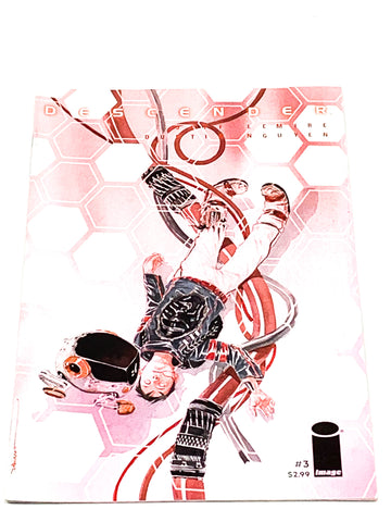 DESCENDER #3. NM CONDITION.