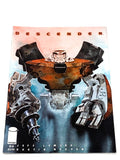 DESCENDER #4. NM CONDITION.