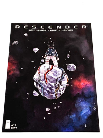 DESCENDER #17. NM CONDITION.