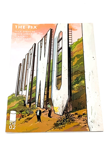 THE FIX #2. NM CONDITION.