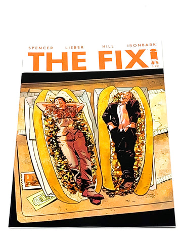 THE FIX #5. NM CONDITION.