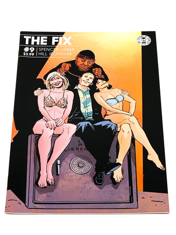 THE FIX #9. NM CONDITION.