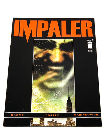 IMPALER VOL.1 #3. NM CONDITION.