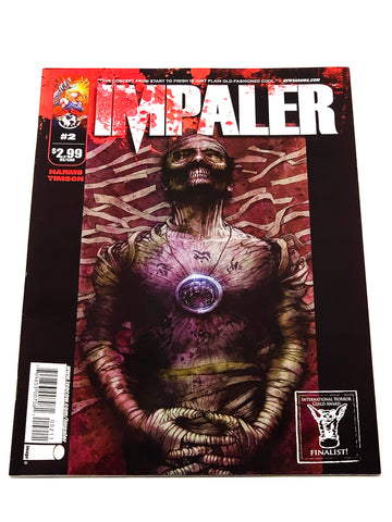 IMPALER VOL.2 #2. NM CONDITION.