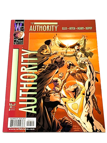 THE AUTHORITY VOL.1 #7. VFN CONDITION.