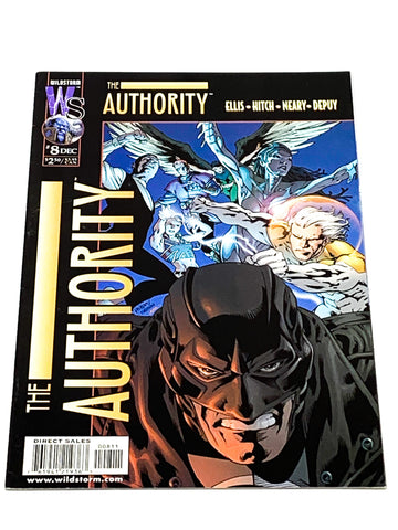 THE AUTHORITY VOL.1 #8. VFN CONDITION.