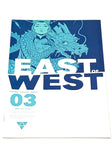 EAST OF WEST #3. VFN CONDITION.