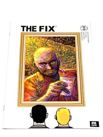 THE FIX #10. NM CONDITION.