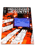 UNDISCOVERED COUNTRY #3. NM CONDITION.