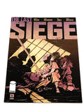 THE LAST SIEGE #4. NM CONDITION.