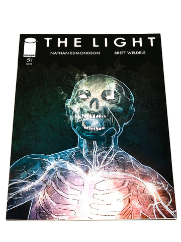 THE LIGHT #5. NM CONDITION.