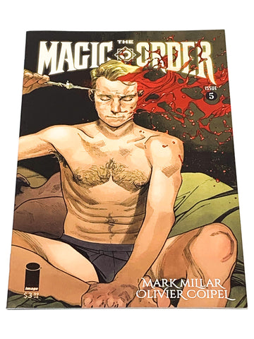 THE MAGIC ORDER #5. NM CONDITION.
