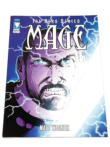 MAGE - THE HERO DENIED #14. NM CONDITION.
