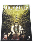 MONSTRESS #4. NM CONDITION.