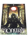 MONSTRESS #8. NM CONDITION.