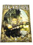 MONSTRESS #9. NM CONDITION.
