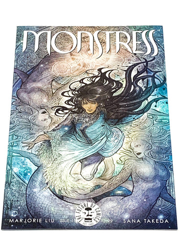 MONSTRESS #11. NM CONDITION.