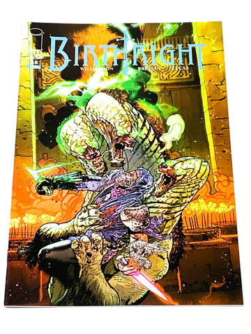 BIRTHRIGHT #38. NM CONDITION.