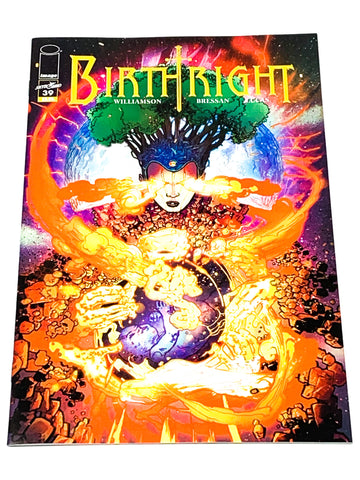 BIRTHRIGHT #39. NM CONDITION.