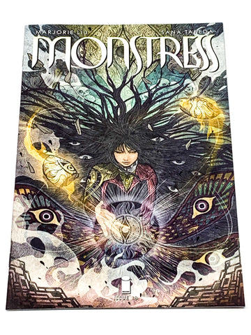 MONSTRESS #18. NM CONDITION.