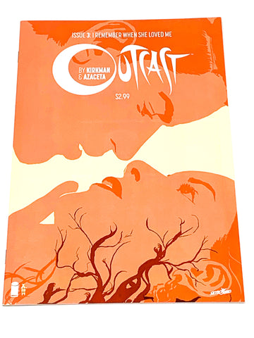 OUTCAST #3. NM CONDITION.