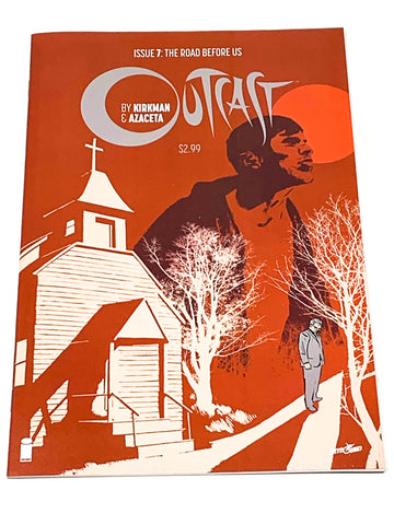 OUTCAST #7. NM CONDITION.