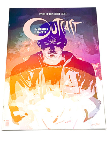 OUTCAST #13. NM CONDITION.