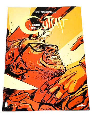 OUTCAST #21. NM CONDITION.