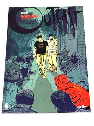 OUTCAST #33. NM CONDITION.