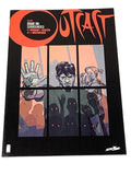 OUTCAST #38. NM CONDITION.