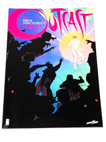 OUTCAST #42. NM CONDITION.