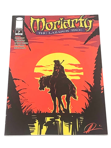 MORIARTY #7. NM CONDITION.