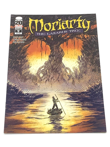 MORIARTY #9. NM CONDITION.